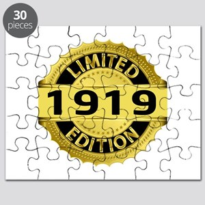 Limited Edition 1919 Puzzle