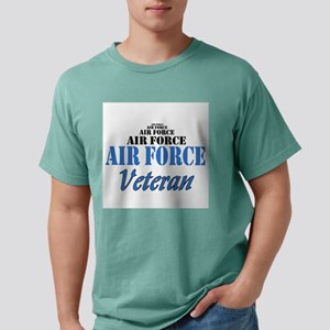 Air Force Veteran Ash Grey T-Shirt