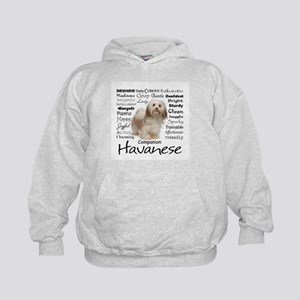 Havanese Traits Hoodie