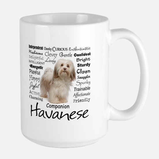 Havanese Traits Mugs
