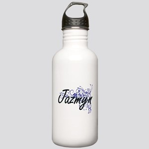 Jazmyn Artistic Name D Stainless Water Bottle 1.0L