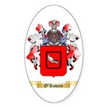 O'Rodain Sticker (Oval 10 pk)