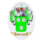 Ormston Oval Ornament