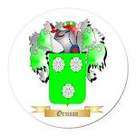 Ormson Round Car Magnet