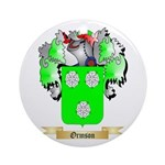Ormson Round Ornament