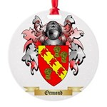 Ormond Round Ornament