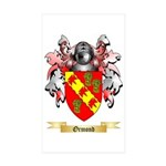 Ormond Sticker (Rectangle 10 pk)