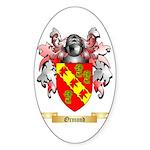 Ormond Sticker (Oval 10 pk)