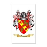 Ormond 20x12 Wall Decal
