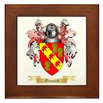 Ormond Framed Tile