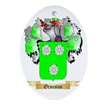 Ormiston Oval Ornament