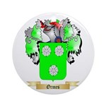Ormes Round Ornament