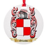 Orlando Round Ornament
