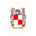 Orlando Sticker (Rectangle 50 pk)