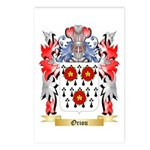 Oriou Postcards (Package of 8)