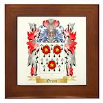 Oriou Framed Tile