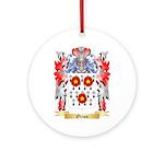 Oriou Round Ornament
