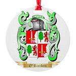 O'Riordan Round Ornament