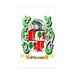 O'Riordan Sticker (Rectangle 10 pk)