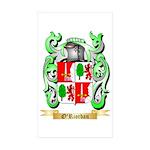 O'Riordan Sticker (Rectangle 50 pk)