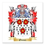 Orieux Square Car Magnet 3