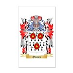 Orieux 35x21 Wall Decal