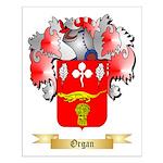 Organ Small Poster