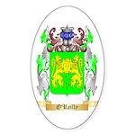 O'Reilly Sticker (Oval 50 pk)