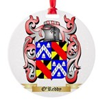 O'Reddy Round Ornament