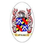 O'Reddy Sticker (Oval 50 pk)