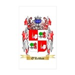 O'Reddan Sticker (Rectangle 50 pk)