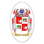 O'Reddan Sticker (Oval 50 pk)