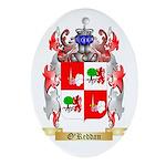 O'Reddan Oval Ornament