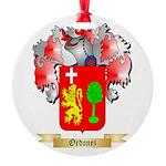 Ordonez Round Ornament