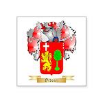Ordonez Square Sticker 3