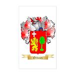 Ordonez Sticker (Rectangle)