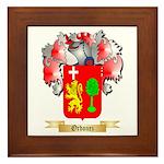 Ordonez Framed Tile