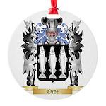 Orde Round Ornament