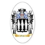 Orde Sticker (Oval 50 pk)
