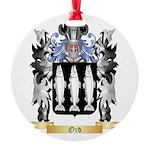 Ord Round Ornament