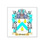Orchart Square Sticker 3