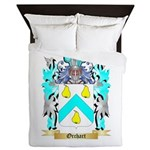Orchart Queen Duvet