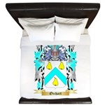 Orchart King Duvet