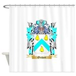 Orchart Shower Curtain