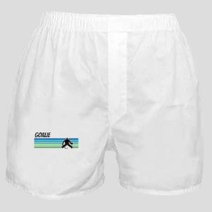Retro 1970s Hockey Boxer Shorts
