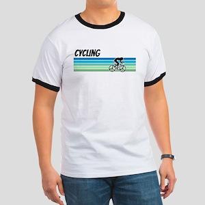 Retro 1970s Cycling T-Shirt