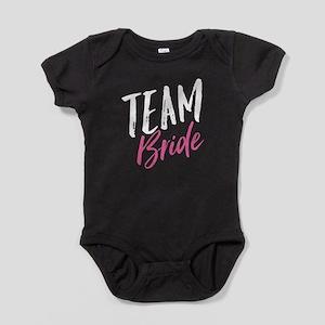 Team Bride Baby Bodysuit
