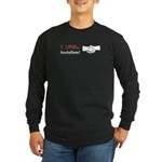 I Love Socialism Long Sleeve Dark T-Shirt