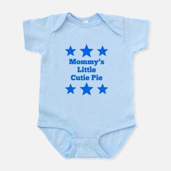Mommy's Little Cutie Pie Body Suit