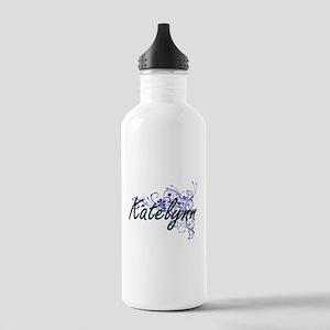 Katelynn Artistic Name Stainless Water Bottle 1.0L